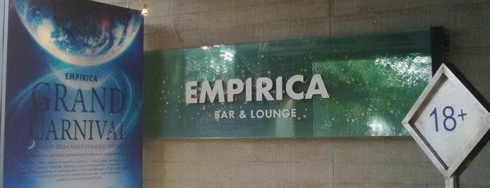 Empirica is one of Anni in Jakarta.
