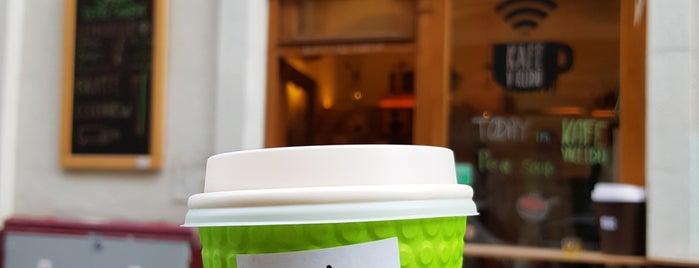 Kafe V Klidu is one of Café.