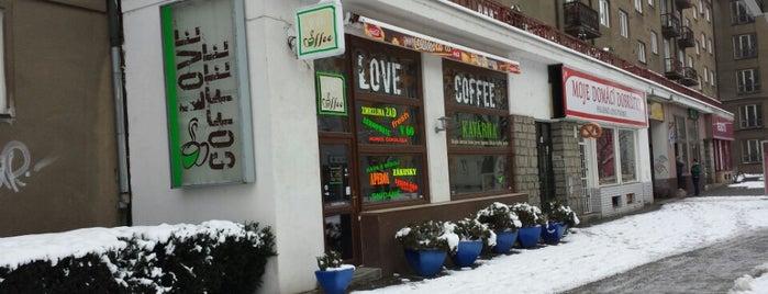 Love Coffee is one of Kavárny.