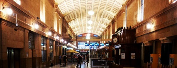 Adelaide Railway Station is one of Around The World: SW Pacific.
