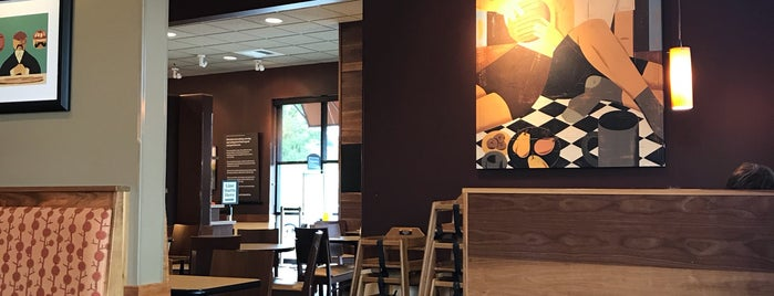 Panera Bread is one of The 15 Best Places for Mac & Cheese in Baton Rouge.