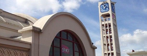 Gare SNCF de Lens is one of Trips.