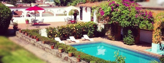 Hotel Los Arcos is one of Hotels in Valle de Bravo.