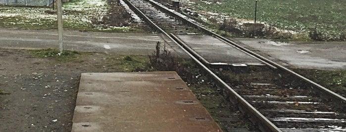 Železniční zastávka Kutná Hora-Sedlec is one of Europa.