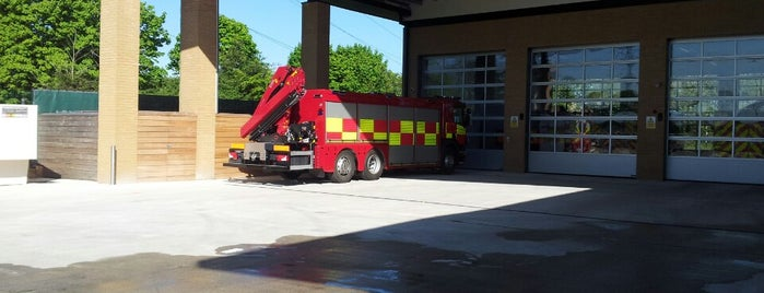 Gloucester North Community Fire & Rescue Station is one of Glos Fire & Rescue.
