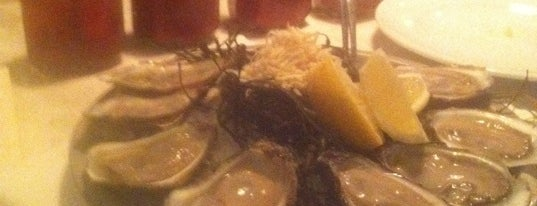 John & Sons Oyster House is one of Bucket.