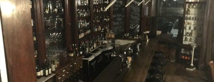 Die Apotheken Bar is one of Lost in Berlin.