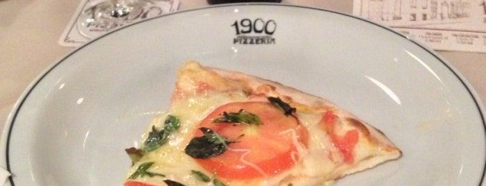 1900 Pizzeria is one of Incríveis restaurantes até 70 reais.