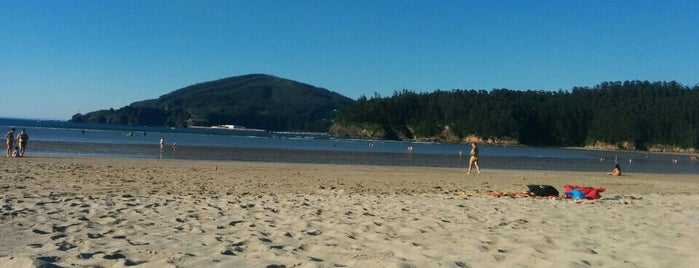 Praia de Vilarrube is one of To do's Viveiro.