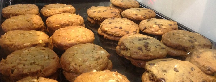 Famous 4th St Cookie Company is one of The 15 Best Places for Oatmeal Cookies in Philadelphia.