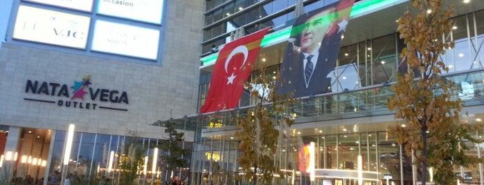 Nata Vega Outlet is one of Ankara'daki AVM'ler.
