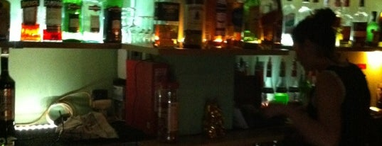 Bukowski's Bar is one of prazsky bary / bars in prague.