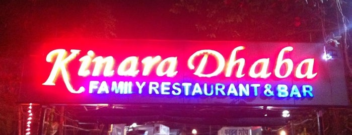 Kinara Dhaba is one of best value Hotels & Restaurants in Mumbai, India.