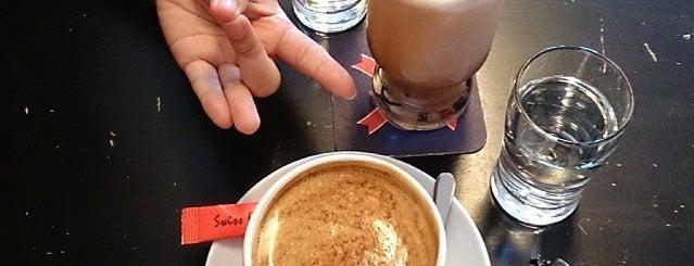 Khaki Coffee Bar is one of Melaka.