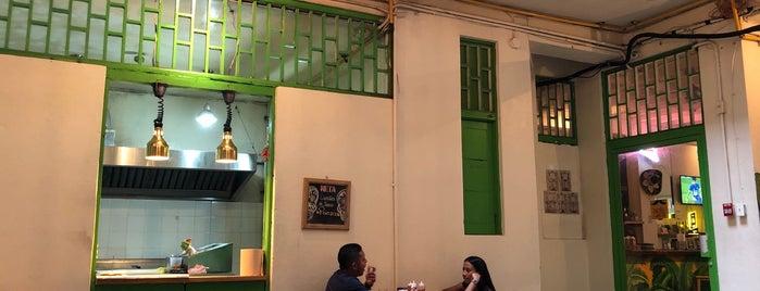Tacos La Neta is one of Panama.