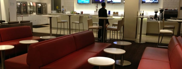 Oneworld Business Lounge is one of Best VIP lounges I've been.