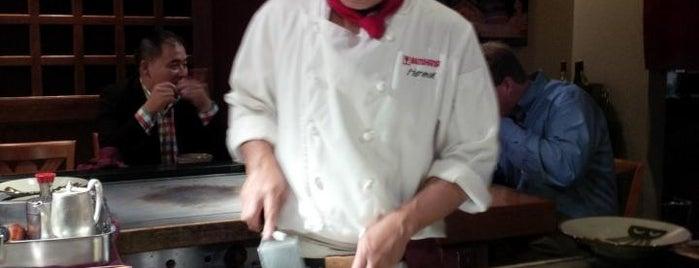 Benihana Japanese Steakhouse is one of Toronto: My fav. hotels, food & nightlife spots!.