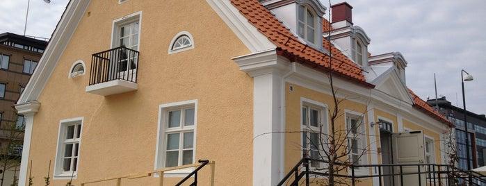 Hamnmästaren is one of Copenhagen.