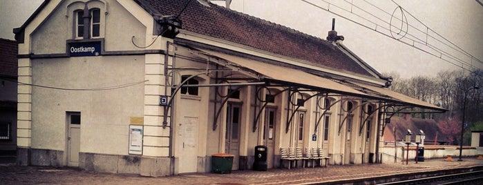 Station Oostkamp is one of Bijna alle treinstations in Vlaanderen.