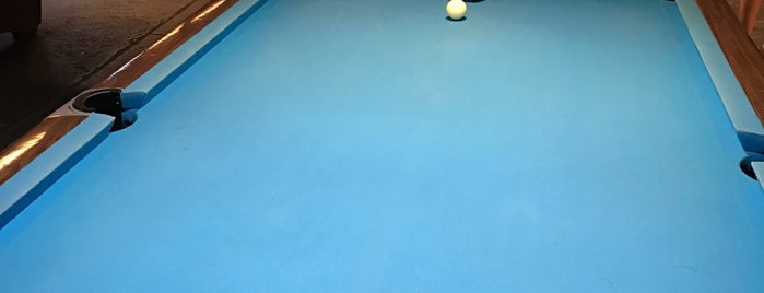 Palomino Pool Hall is one of Venues.