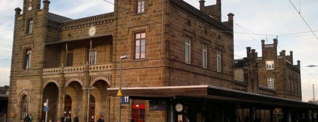Bahnhof Minden (Westf) is one of Bahnhöfe Deutschland.