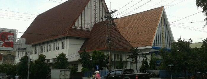 Kantor Pelayanan Perbendaharaan Negara (KPPN) Malang is one of must to visit in malang city.