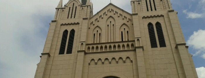 Gereja Katolik Hati Kudus Yesus is one of must to visit in malang city.