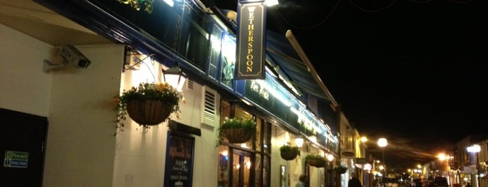 The Cliftonville Inn (Wetherspoon) is one of JD Wetherspoons - Part 1.