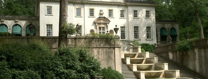Atlanta History Center - Swan House is one of What a foodie in Atlanta.