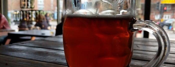 Peckham Beer Rebellion is one of New Cross.