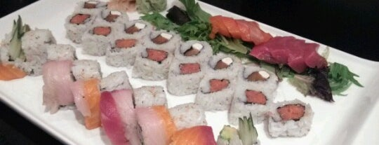 Sushi Muramoto is one of The 15 Best Places for a Seafood in Madison.