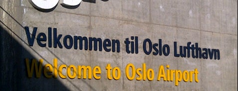 Oslo Airport (OSL) is one of inter.