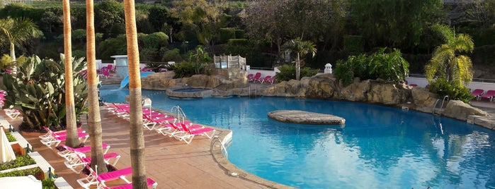 diverhotel Tenerife Spa&Garden 4* is one of Hotels.