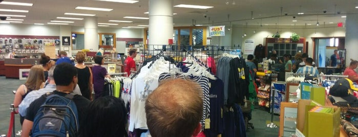 JCCC Bookstore is one of School Days.
