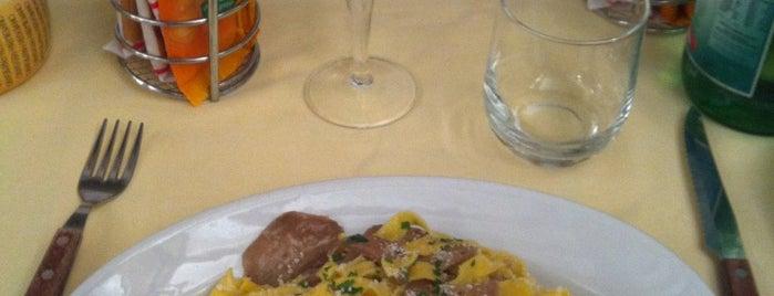 Trattoria Della Santa is one of I miei pizzi.