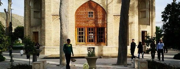 Jahan Nama Garden is one of Shiraz Attractions | جاذبههای شیراز.