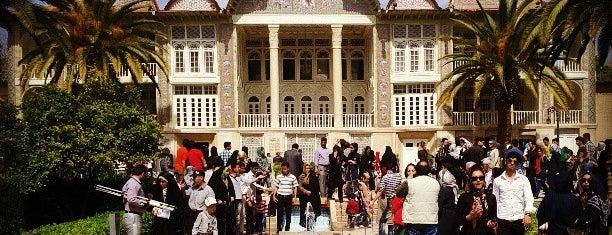 Eram Garden is one of Shiraz Attractions | جاذبههای شیراز.
