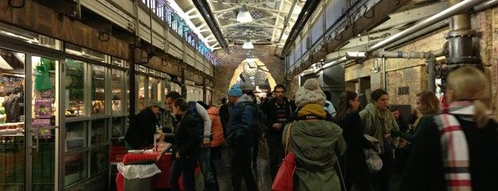 Chelsea Market is one of For Rachel.