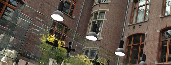Conservatorium Hotel is one of Hotels Round The World.