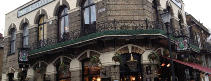 The Rutland Arms is one of Must-visit Pubs in London.