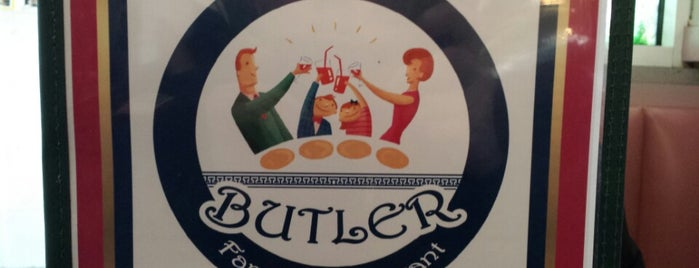 Butler Family Restaurant is one of New Experiences.