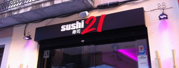Sushi21 is one of Sushi Restaurants.