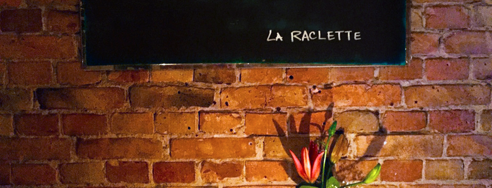 La Raclette is one of Fav Eats, Drinks & More: Berlin.