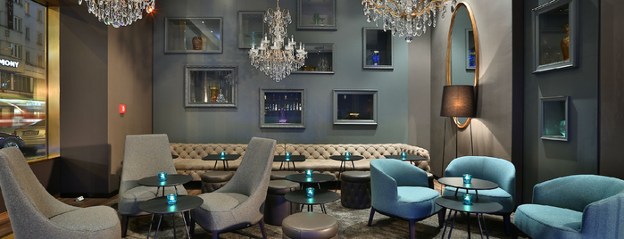 Motel One is one of Prague April.