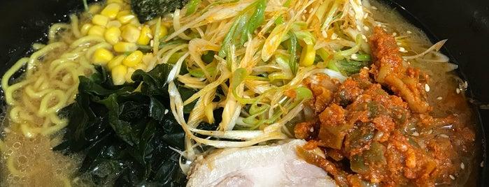 麺一 溝口店 is one of 溝の口昼メシ.