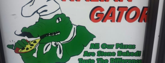 Italian Gator (Pizza By The Slice) is one of Midtown Delights.