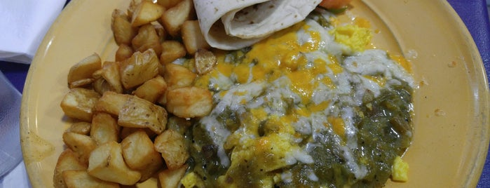 The Shed is one of Las Cruces Food.