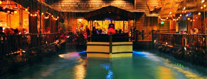 Tonga Room & Hurricane Bar is one of SF - Drinks.