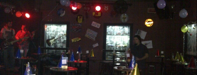 The Hidden Pub is one of Eğlence - Antalya.