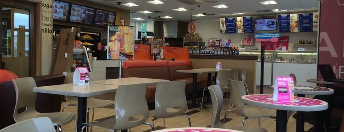 Dunkin' Donuts is one of Jacksonville.